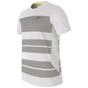 T-shirts m. korte ærmer New Balance  MT53406WSV