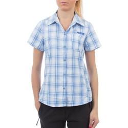 textil Dame Skjorter / Skjortebluser Regatta Tiro Vivid Viola RWS025-48V blue