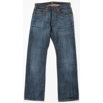 textil Herre Lige jeans Lee JOEY 719CRSD blue