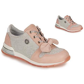 Sko Pige Lave sneakers Catimini BANJO Pink