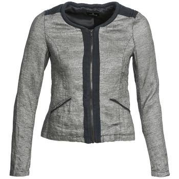 textil Dame Jakker / Blazere One Step VALSE Grå / Marineblå