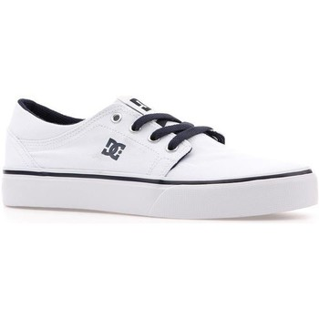 Sko Børn Lave sneakers DC Shoes DC Trase TX ADBS300084-WNY white