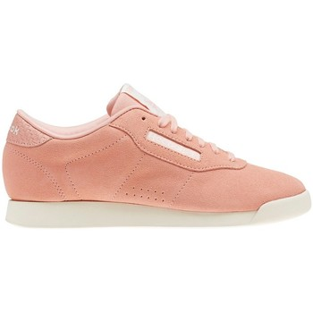 Sko Dame Lave sneakers Reebok Sport Princess Woven Embroidered Pink