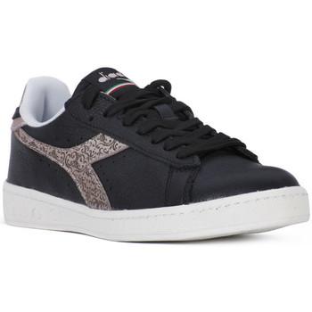 Sko Dame Lave sneakers Diadora GAME WN Nero
