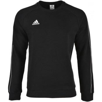 textil Herre Sweatshirts adidas Originals Core 18 Sweat Top Sort