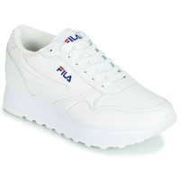 Sko Dame Lave sneakers Fila ORBIT ZEPPA L WMN Hvid