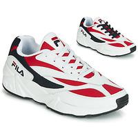 Sko Herre Lave sneakers Fila VENOM LOW Hvid / Rød