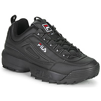 Sko Herre Lave sneakers Fila DISRUPTOR LOW Sort