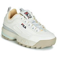 Sko Dame Lave sneakers Fila DISRUPTOR CB LOW WMN Hvid / Grå