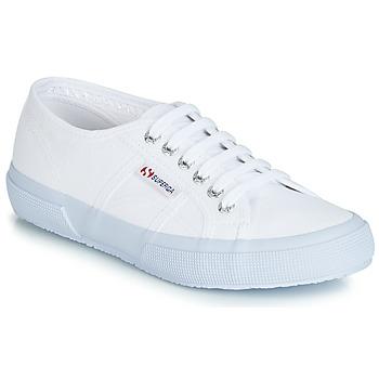 Sko Lave sneakers Superga 2750 CLASSIC Hvid