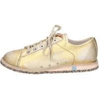 Sko Dame Lave sneakers Moma BT46 Guld