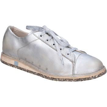 Sko Dame Lave sneakers Moma BT47 Sølv