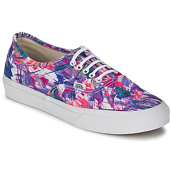 Sko Dame Lave sneakers Vans AUTHENTIC SLIM Violet