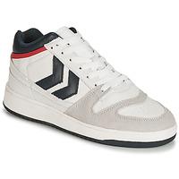Sko Lave sneakers Hummel MINNEAPOLIS Hvid