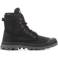 Sko Høje sneakers Palladium Manufacture Solid RNGR TP U 75564-008-M black