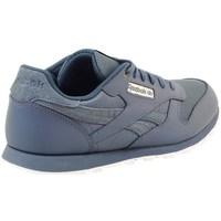 Sko Børn Lave sneakers Reebok Sport Classic Leather Deep Grå