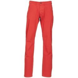 textil Herre Chinos / Gulerodsbukser Jack & Jones BOLTON DEAN ORIGINALS Rød