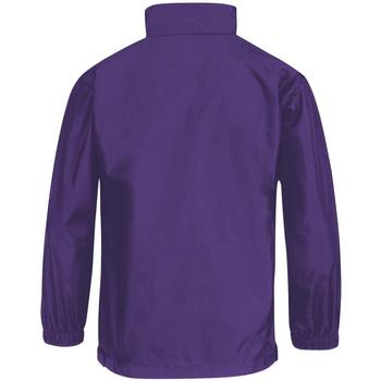 textil Børn Vindjakker B And C Sirocco Purple