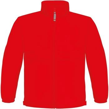 textil Børn Fleecetrøjer B And C Sirocco Red