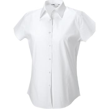 textil Dame Skjorter / Skjortebluser Russell 947F White