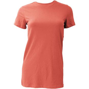 textil Dame T-shirts m. korte ærmer Bella + Canvas BE6004 Coral
