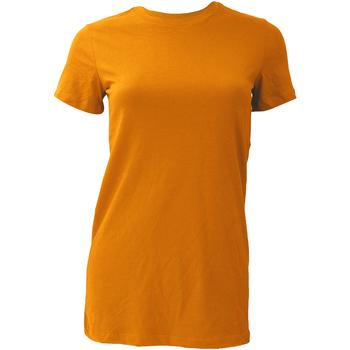 textil Dame T-shirts m. korte ærmer Bella + Canvas BE6004 Orange