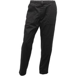 textil Herre Cargo bukser Regatta TRJ331R Black