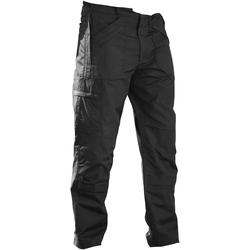 textil Herre Træningsbukser Regatta TRJ331S Black