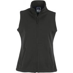 textil Dame Veste / Cardigans Russell R041F Black