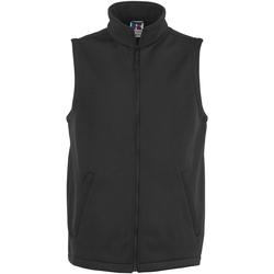 textil Herre Veste / Cardigans Russell R041M Black