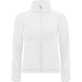 textil Dame Vindjakker B And C JW937 White