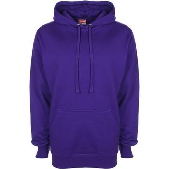 textil Herre Sweatshirts Fdm FH001 Purple