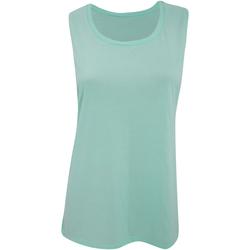 textil Dame Toppe / T-shirts uden ærmer Bella + Canvas BE8803 Mint