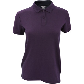 textil Dame Polo-t-shirts m. korte ærmer Gildan 75800L Purple