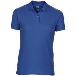 textil Dame Polo-t-shirts m. korte ærmer Gildan 75800L Royal