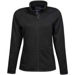 textil Dame Fleecetrøjer Tee Jays TJ9616 Black