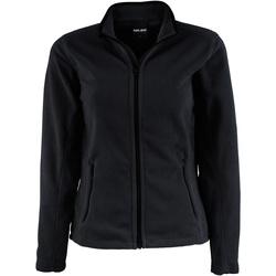 textil Dame Fleecetrøjer Tee Jays LA0232 Black