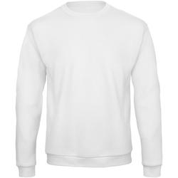 textil Sweatshirts B And C ID. 202 White