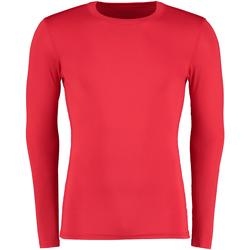 textil Herre Langærmede T-shirts Gamegear Warmtex Red