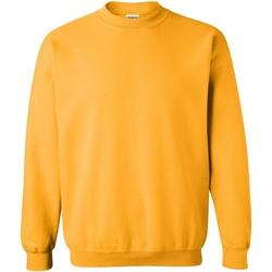 textil Sweatshirts Gildan 18000 Gold