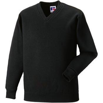 textil Børn Sweatshirts Jerzees Schoolgear 272B Black