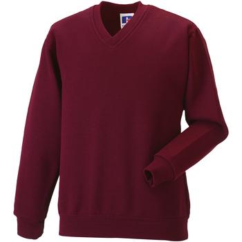 textil Børn Sweatshirts Jerzees Schoolgear 272B Burgundy