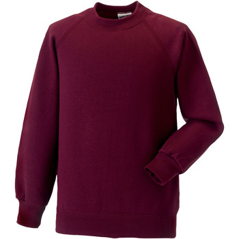 textil Børn Sweatshirts Jerzees Schoolgear 7620B Burgundy