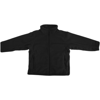 textil Dreng Fleecetrøjer Jerzees Schoolgear 8700B Black