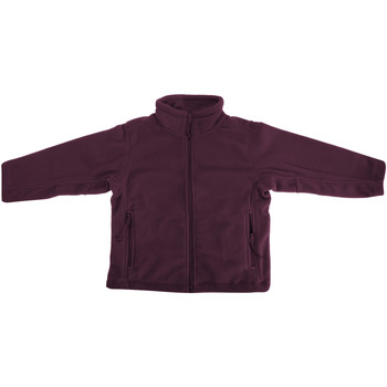 textil Børn Fleecetrøjer Jerzees Schoolgear 8700B Burgundy