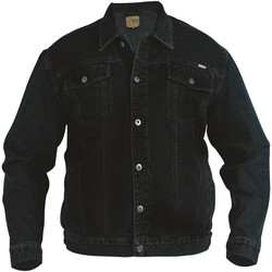 textil Herre Cowboyjakker Duke  Black
