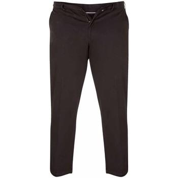 textil Herre Chinos / Gulerodsbukser Duke  Black
