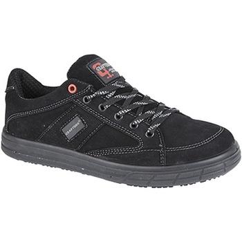 Sko Herre Lave sneakers Grafters  Black