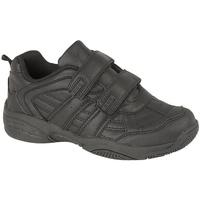 Sko Børn Lave sneakers Dek Fusion II Black