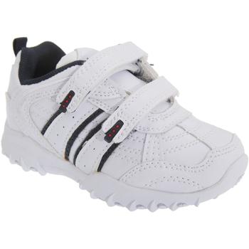 Sko Børn Lave sneakers Dek Fusion II White